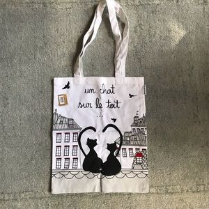 NWT French tote bag